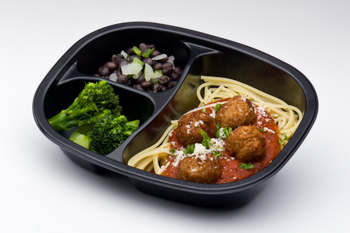 Spaghetti and Meatballs   Beef Entree   5043